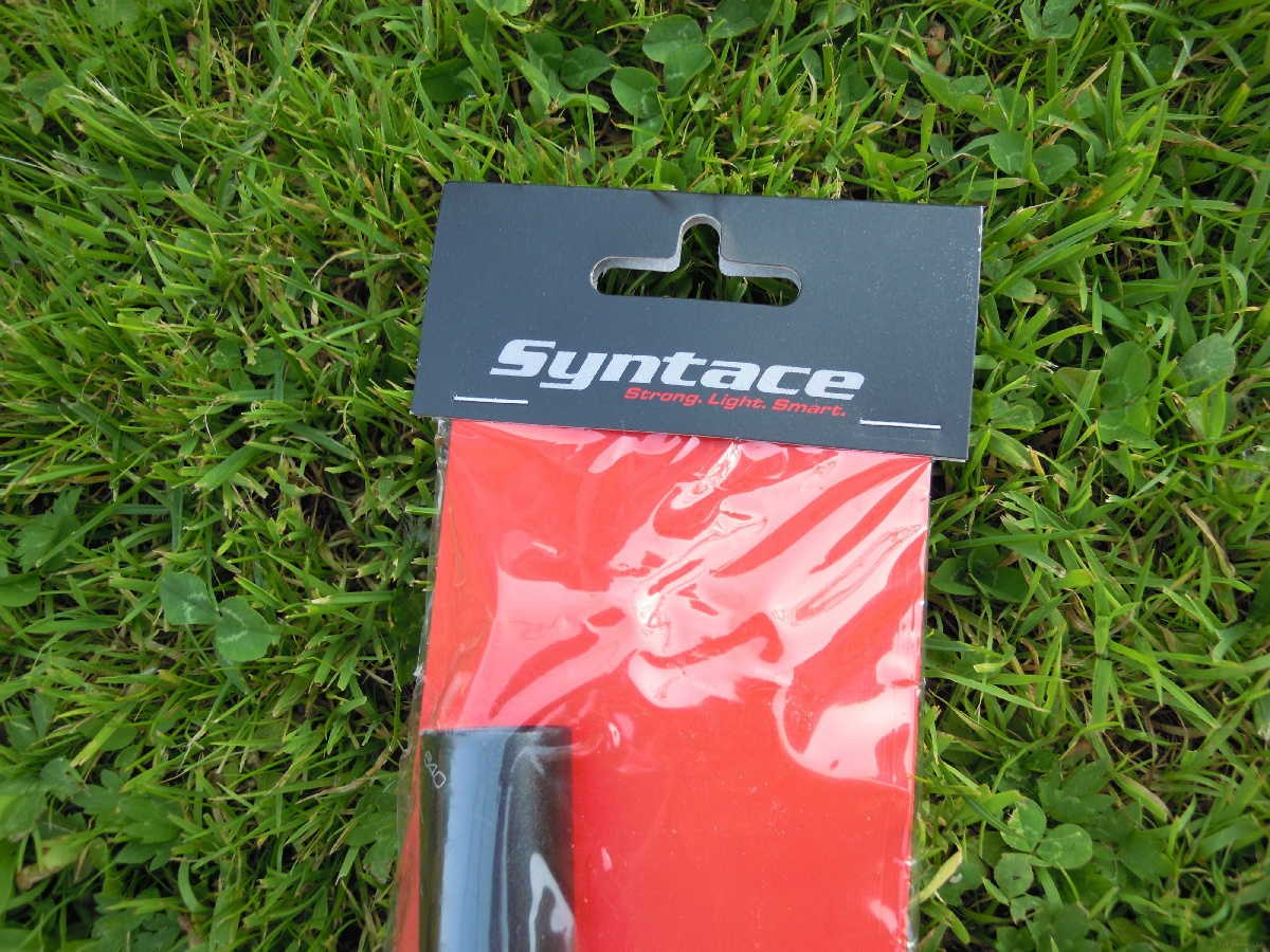 Syntace 31.8 7075 Flatbar Verpackungsdetail